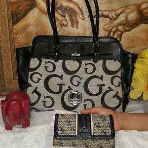 Big bag and a purse whole set....